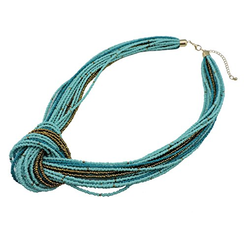 The 8 best bead necklace with knots