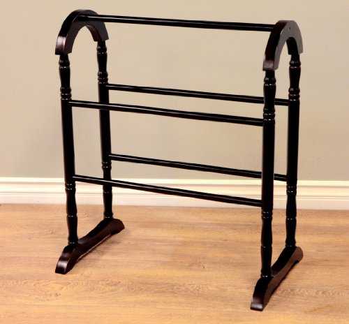 Quilt Blanket Rack Stand (Frenchi Home Furnishing Quilt Rack)