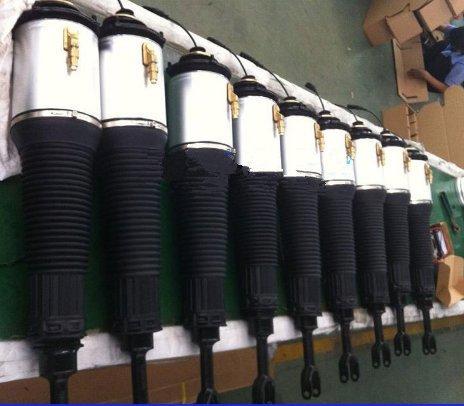 GOWE Air Strut for Federbein Luftfederung Luftfederbein Vorne Links Front Left Air Strut 4E0616039, 4E0616039AF, 4E0616039AH for AUDI A8 D3 4E 1