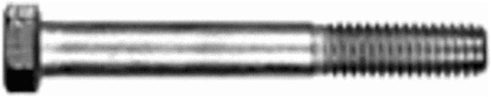 The Hillman Group 1705 Hex Cap Screw Grade 5 SAE 1//2-20 X 2 4-Pack