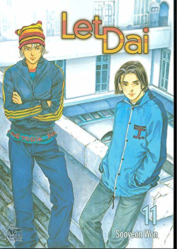 Let Dai Volume 11 (v. 11)