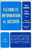 img - for Flexibilite , information et de cision: Recherches du BETA, Universite  de Strasbourg (French Edition) book / textbook / text book