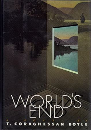 book cover of World\'s End