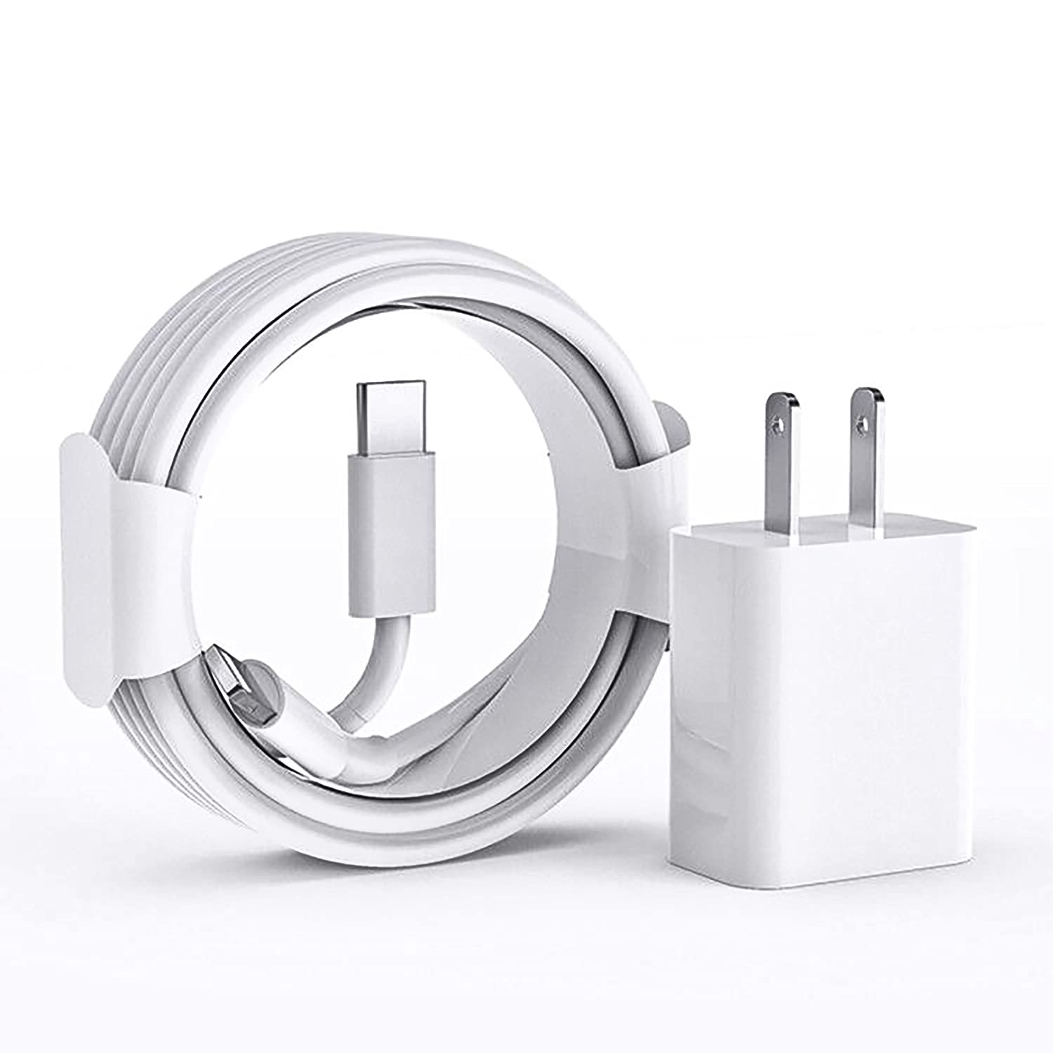 Long USB C Charger, 10FT iPhone 12 Charger, [Apple MFi Certified] USB C Fast Charger 20W PD Type C Wall Plug Adapter with 10FOOT Lightning Cable for iPhone 12/12 Mini/Pro/Pro Max/11/Xs Max/XR/X/iPad