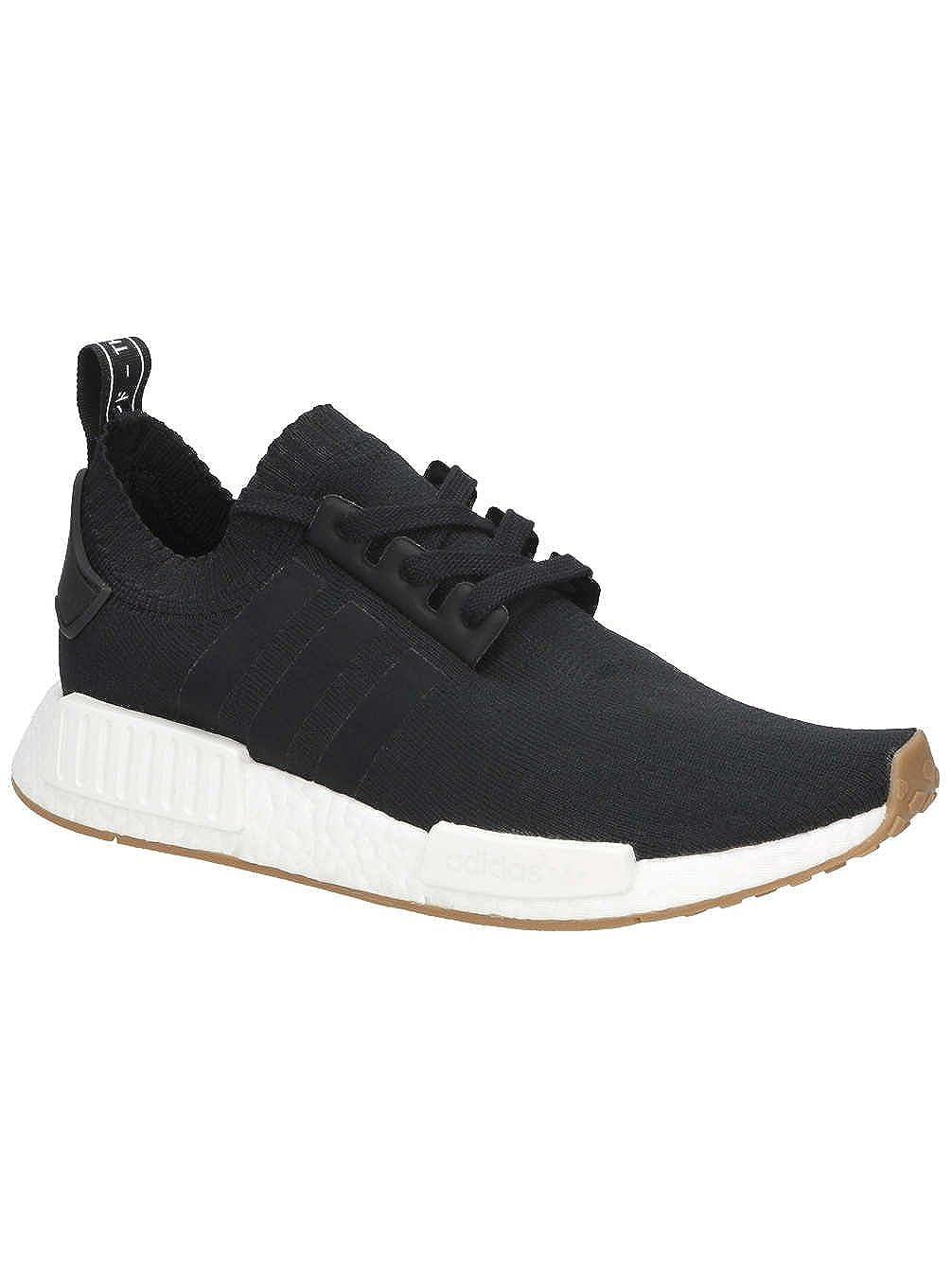 new product c8e63 499ab adidas NMD R1 PK 887 Pack, Zapatillas Unisex Adulto, Negro (Core BlackGum  By1887), 46 23 EU Amazon.es Zapatos y complementos