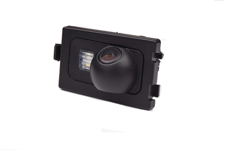 Rü ckfahrkamera in Kennzeichenleuchte Einparkhilfe Fahrzeug-spezifische Kamera integriert in Nummernschild Licht fü r Jeep Grand Cherokee 2012/2013 Newbee_EU_STORE NB02248NB-FBA