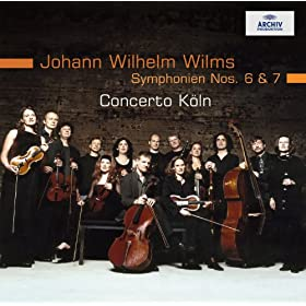 wilms symphony no 7 in c minor 2 poco adagio concerto k ln and werner ehrhardt. Black Bedroom Furniture Sets. Home Design Ideas