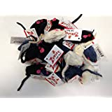 20 x Cat Toy Realistic Fur Mice