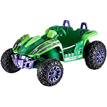 Amazon Com Kid Trax Dune Buggy Hulk 12v Electric Ride On