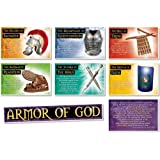 North Star Teacher Resources NS3109 The Armor of God Bulletin Board