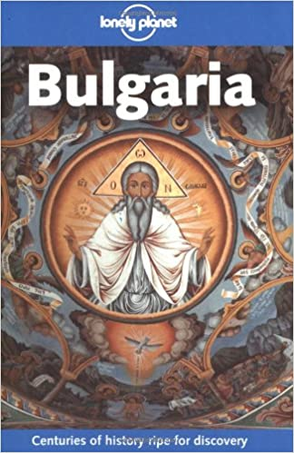 1st Edition Lonely Planet Bulgaria