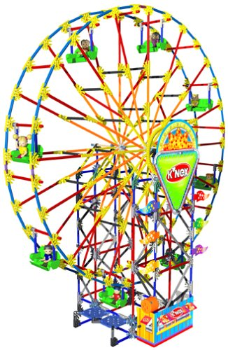 knex musical ferris wheel and boom ride instructions pdf