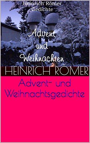 Weihnachtsgedichte Mundart.Amazon Com Advents Und Weihnachtsgedichte Römer Gedichte 2