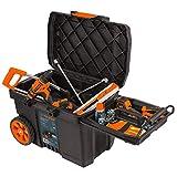 Caja de herramientas con ruedas Truper 23p