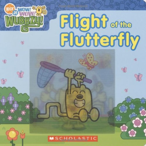 Wow! Wow! Wubbzy!: Flight of the -