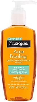 Gel de Limpeza Acne Proofing, Neutrogena, 200ml