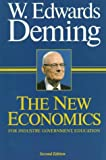 The New Economics for Industry, Government, Education, Deming, W. Edwards, 091137907X