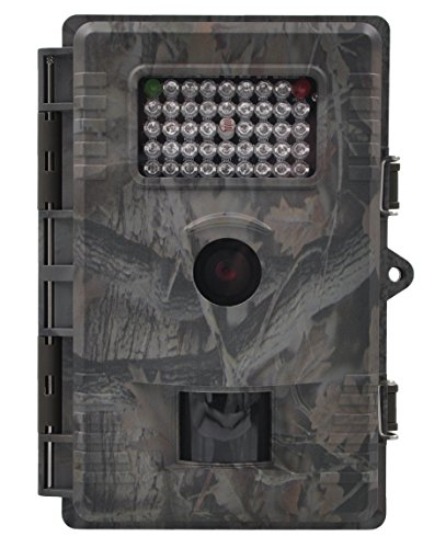 Xikezan 1080P Hd Wildlife Trail   Game Camera 12Mp Motion Activated Low Glow Infrared Night Vision Home Security And Hunting Cameras With 42Pcs Ir Leds
