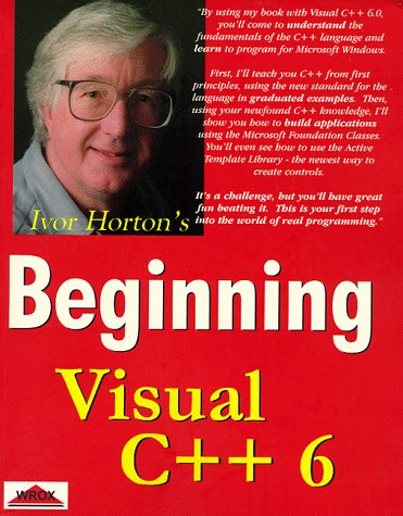 Beginning Visual C++ 6 by Wrox Press