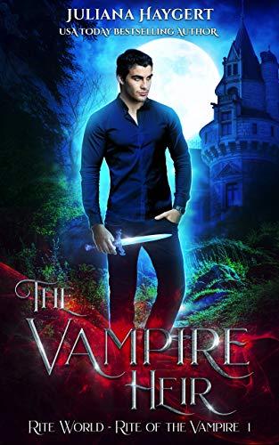 The Vampire Heir (Rite World: Rite of the Vampire Book 1)