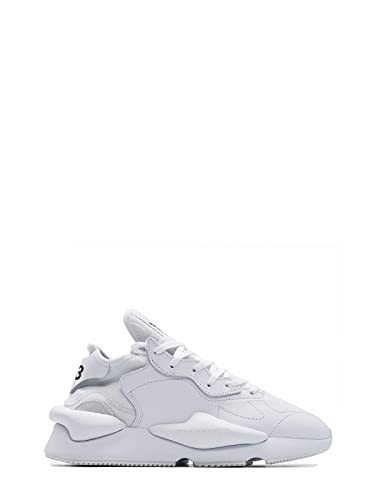 adidas Y 3 Yohji Yamamoto Herren G54502 Weiß Leder Sneaker