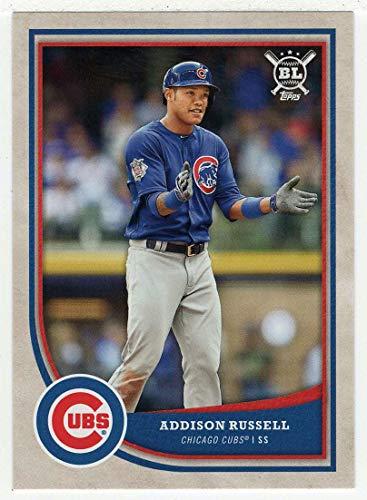 Addison Russell (Baseball Card) 2018 Topps Big League # 202 NM/MT ()