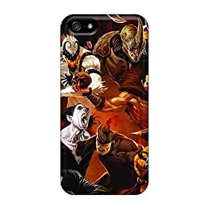 Fashion Design Hard Case Cover/ CWSqS1634fsFwN Protector For Iphone 5/5s by supermalls