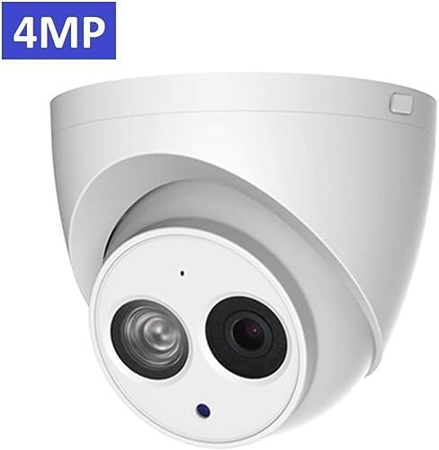 4MP Outdoor PoE IP Camera IPC-HDW4433C-A 2.8mm