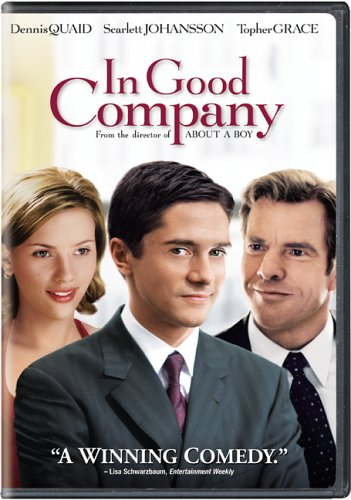 DVD : In Good Company (Full Frame, , Dubbed, Dolby, AC-3)