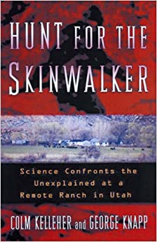 Book Hunt For The Skinwalker