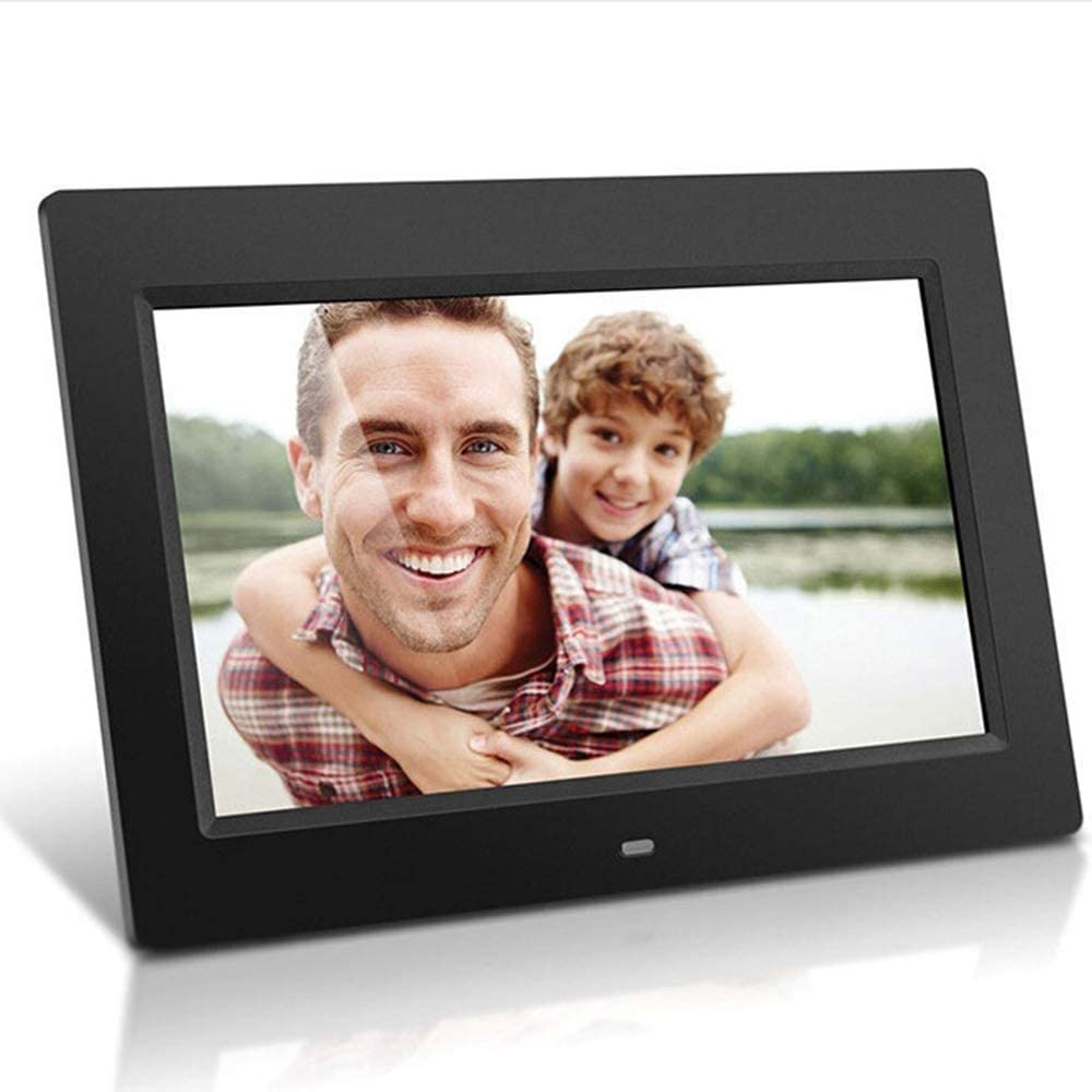 Digital Picture Frame 10 Inch Digital HD Picture Frame etc Electronic picture frames Advertising Media Player with a High Definition 1024 600 TFT Screen LED Backlight,Support Picture Music MP3 MP4