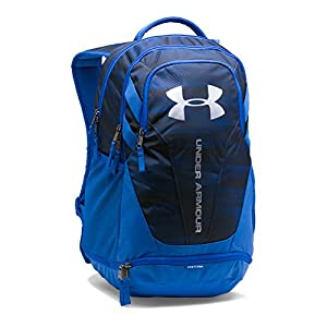 Under Armour Hustle 3.0 Backpack, Ultra Blue/Black, One Size