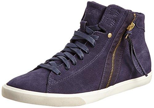 Diesel Dames Sneaker Schoenen Blauw Pit