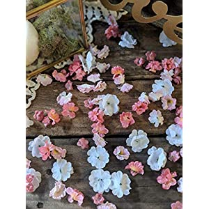 Baby Shower Decorations, Flower Table Decor, Wedding or Bridal Shower Decorations, Flower Confetti 2