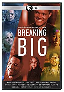 Breaking Big DVD