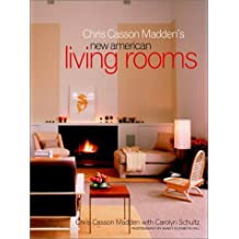 Chris Casson Madden's New Amer Ican Living Rooms