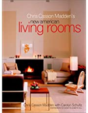 Chris Casson Madden's New American Living Rooms