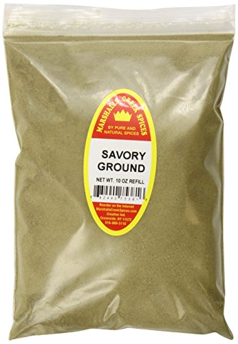 Marshalls Creek Spices X-Large Refill Savory, Ground, 10 Ounce by Marshall's Creek Spices
