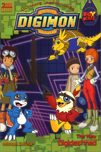 (Digimon 2nd season Ultimate Adventures #2: The New Digidestined: (The New Digidestined) (Digimon Digital Monsters Season 2))