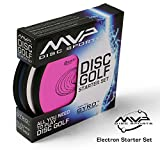 MVP Disc Sports 3-Disc Electron Disc Golf Starter Set [Colors and Models may vary]