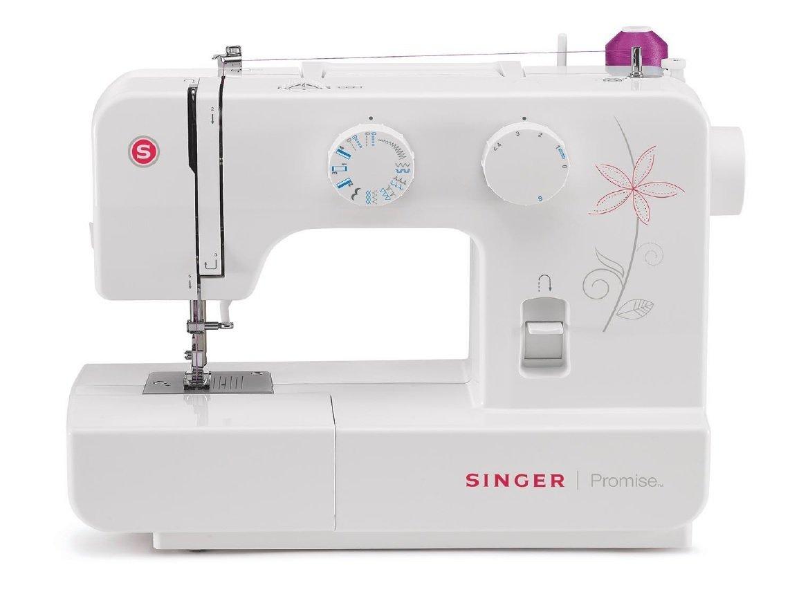 Singer Máquina de coser puntadas color blanco