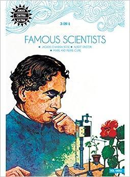 Famous Scientists (3 in 1) price comparison at Flipkart, Amazon, Crossword, Uread, Bookadda, Landmark, Homeshop18