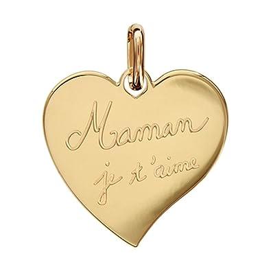Helios Bijoux Collar Con Colgante Diseño De Corazón Con