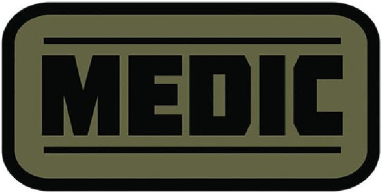 Fox Outdoor Products Medical & Morale Patches