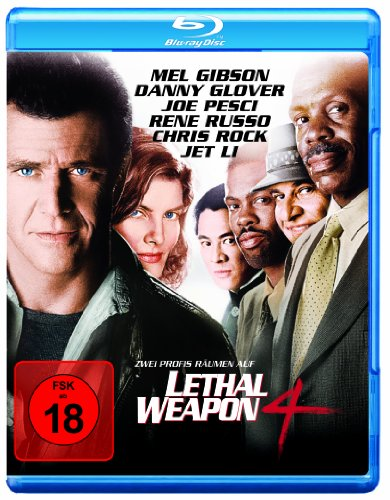 Amazon Com Lethal Weapon 4 Movies Tv