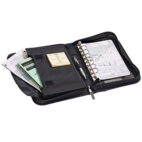 Pilot's Jeppesen Chart Desk (Pilot Binder)