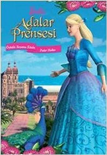 Barbie Adalar Prensesi Oykulu Boyama 9789759919788 Amazon Com Books