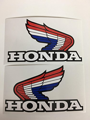 Honda 1986 Z50RD Christmas Special Decal Set (Honda Decal Set)