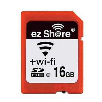 MWCloud - Adaptador de Tarjeta SD WiFi para Lector de ...