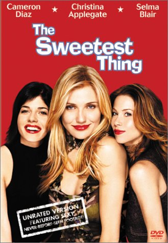 Bachelorette Party Dvd Game - The Sweetest Thing (Unrated Edition)